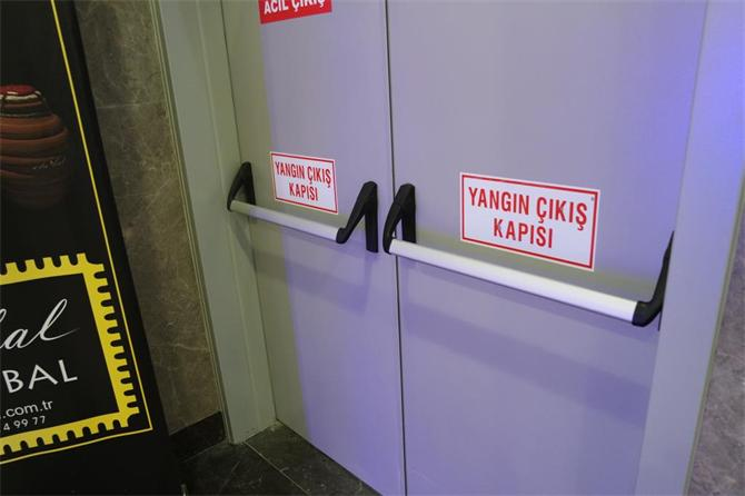 216715-Fire Exit Door-MKS Metal Kapi Kepenk Sistemleri Sanayi ve Ticaret Limited Sirketi