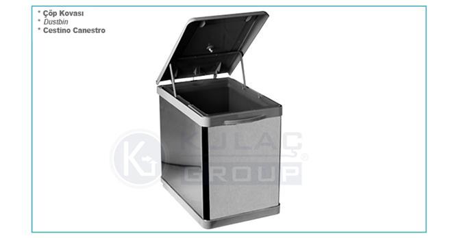 207877-Bench Rectangular Metal Trash Can-Kulac Group - Kulac Plastik Metal Profil ve Aks. San. ve Tic. Ltd. Sti.