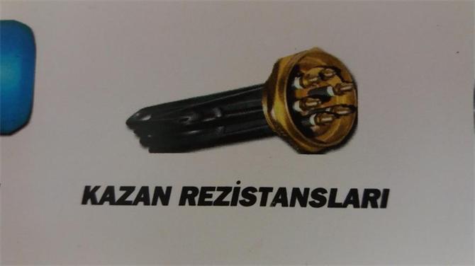 217313-Boiler Resistances-Numaksan Makine San. Tic. Ltd. Sti.