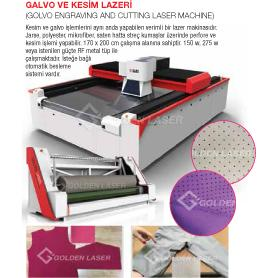 211862-Galvo And Cutting Laser-Dekat Makina Sanayi ve Ticaret. Ltd. Sti.