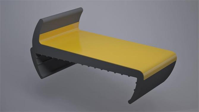202933-TPE, EPDM and PVC Based Trailer Gasket-Conta Elastik Urunler San. ve Tic. A.S.