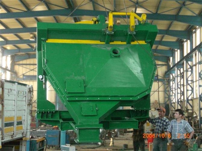 42146-Disc pelletizing machines-Edim Muhendislik Insaat Makina San. ve Tic. A.S.