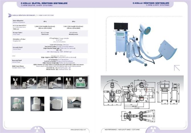 182079-C-Armed X-ray Device-Dinamik Rontgen