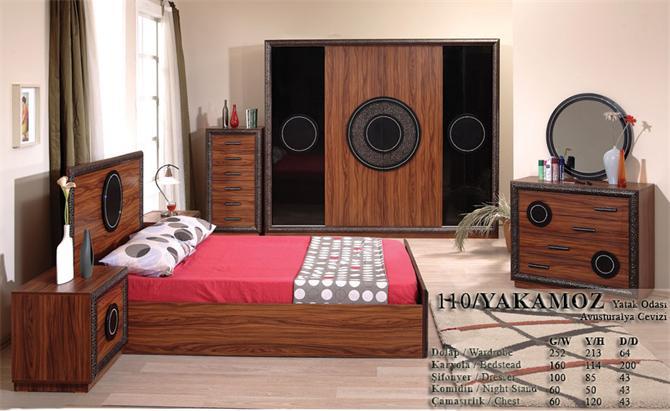 39946-Phosphorescence bedroom-Lido Moduler Mobilya
