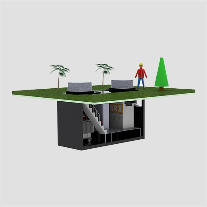 211957-Transformer Center (Underground)-EKOSinerji Elektrik San. ve Tic. A.S.