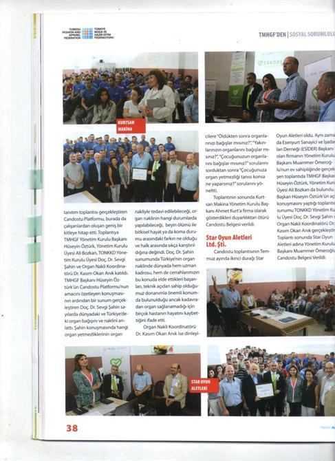 67959-Decade in Mechanical Industry Press-Dekat Makina Sanayi ve Ticaret. Ltd. Sti.