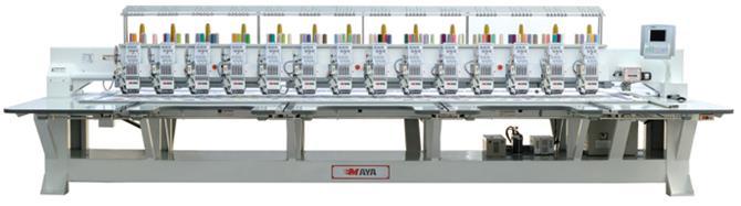54344-Multi-Head Sequins Embroidery Machine Series-Dekat Makina Sanayi ve Ticaret. Ltd. Sti.