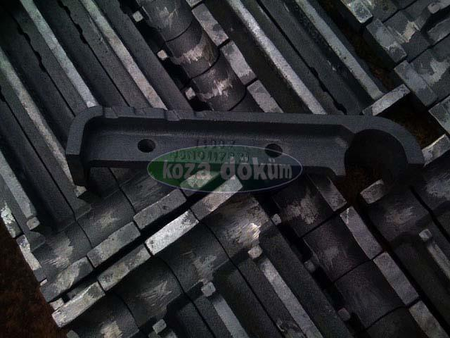 216591-Stainless Casting Grill-Koza Dokum Makine Elektrik San. Tic. Ltd. Sti.