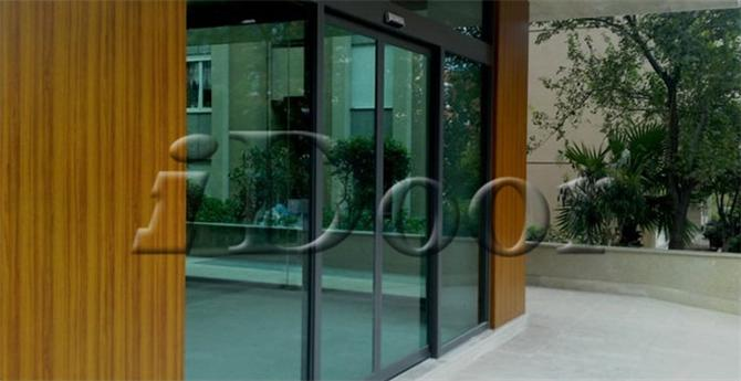 13252-Sliding door system-IDoor Akilli Kapi Sistemleri - SGS Otomasyon Elektronik Metal Insaat Ith.Ihr.San. ve Ltd.Sti