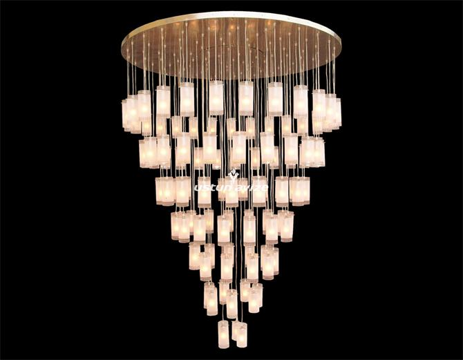 20174-180 at dangling chandelier model-Ustun Avize Aydinlatma Sanayi ve Ticaret A.S.