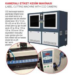 211856-Label Cutting Machine with Camera-Dekat Makina Sanayi ve Ticaret. Ltd. Sti.