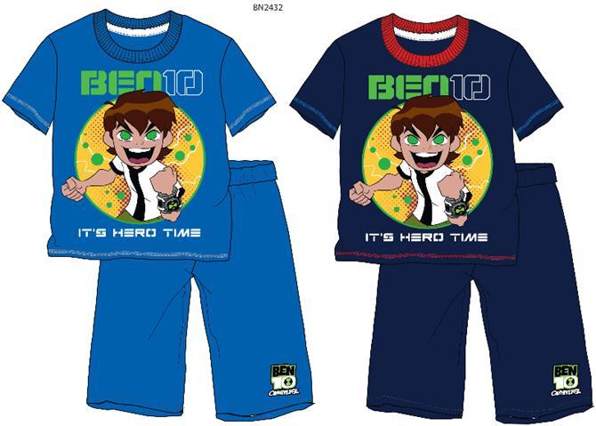 51667-Ben 10 pajama sets-Cimpa Corap Camasir San. ve Tic. Ltd. Sti.