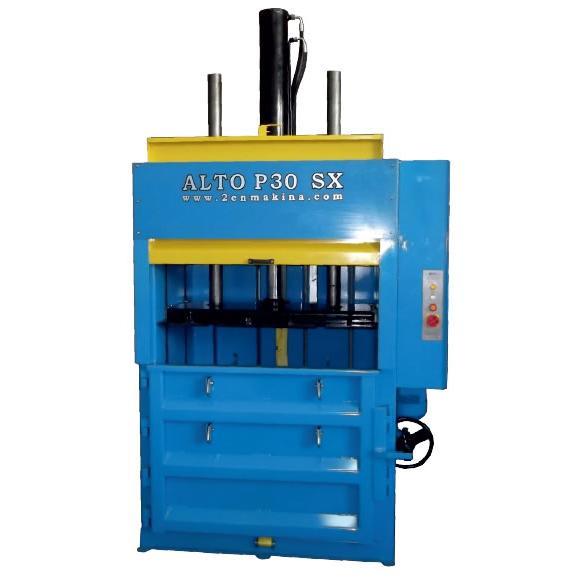 9283-Alto-p30sx baling press machine-2En Makina Imalat Ith. Ihrc. San. ve Tic. Ltd. Sti.