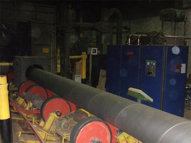 213767-Heating Coil-Indemak Induksiyon Dokum Makinalari ve Insaat San. Tic. Ltd. Sti.