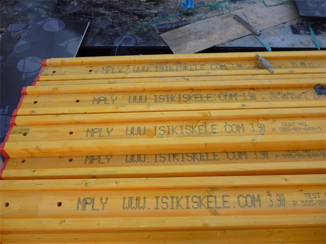 208039-H-24 Wood Beam-ISIK Ply Ic ve Dis Tic. Ins. Taah. Nak. Otom. Ltd. Sti.