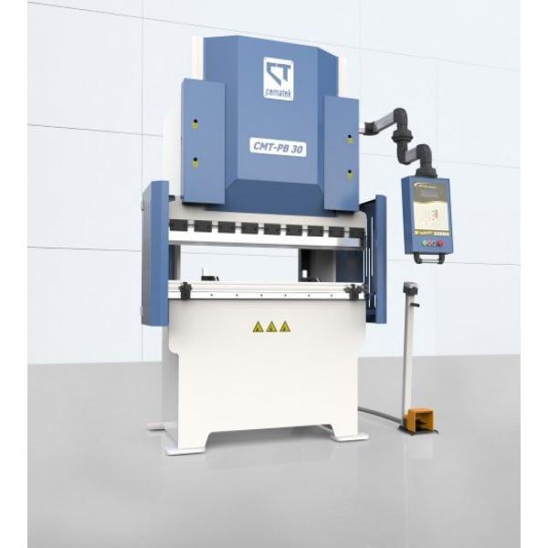 174367-CNC Hydraulic Press Brakes PB 30-Cematek Muhendislik Makina Ins.Iml. San. ve Tic. Ltd. Sti.