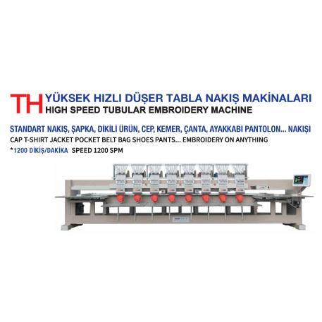 211853-Falling Table Embroidery Machines-Dekat Makina Sanayi ve Ticaret. Ltd. Sti.