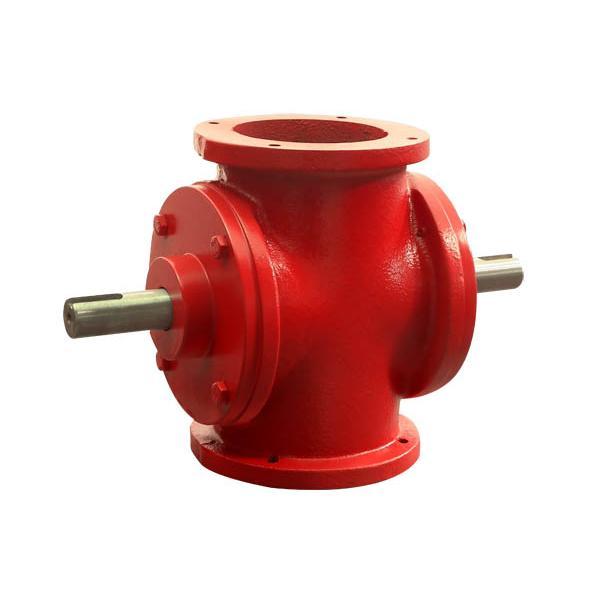 24979-100 mm air lock-Mesale Degirmen Makinalari Imalat Sanayi Ltd. Sti.