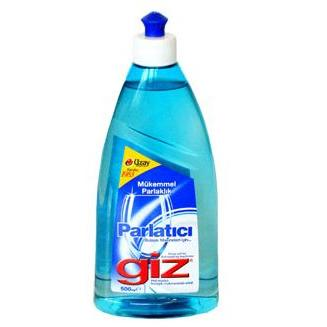 2473-Secret dishwasher rinse aid-Uzay Kimya A:S