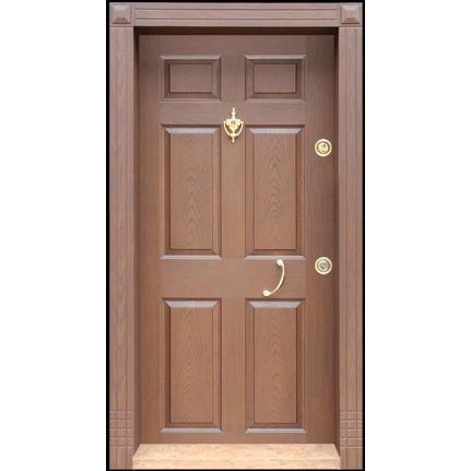 190035-Panel Steel Door-Özdamla Mobilya Çelik Kapı İnş. San. Tic. Ltd. Şti.