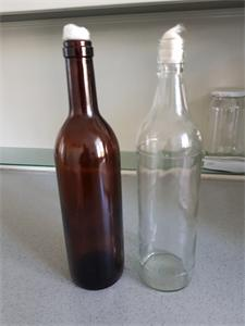 Water Sample Bottle For Chemical Analysis