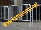 KARMA METAL-Polis Barikatları Ve Güvenlik Bariyerleri