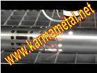 KARMA METAL-cnc lazer boru kesim profil kesme kurt ağzı açma