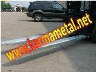 Sıcak Daldırma Galvaniz Kaplamalı Forklift Çatalı Uzatma Kılıfı