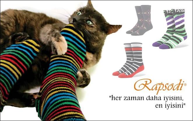 Rapsodi Çorap