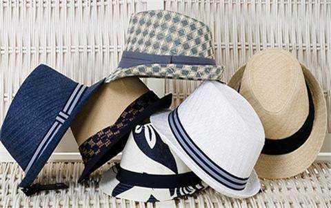 Şapkalarımız
