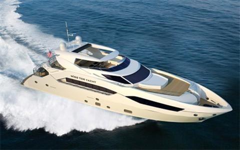 Miss Tor Yacht 120