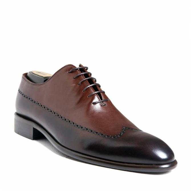 35312-Brown classic men's shoes-Zafer Turkoglu
