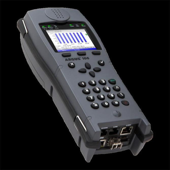 219609-Argus 166 xDSL and GigE Tester-Cebeci Teleteks San. ve Tic. Ltd. Sti.