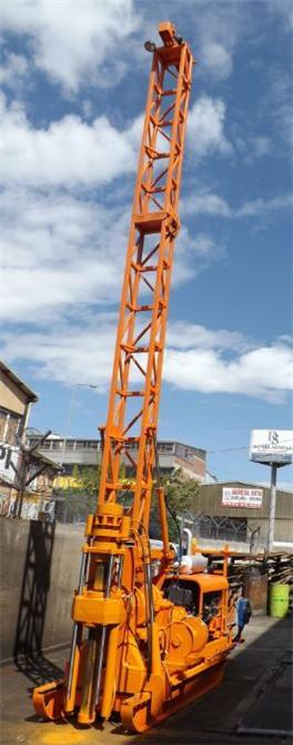 183880-Ground and Mining Drilling Machines-Demir Sondaj Makina San. A.S.