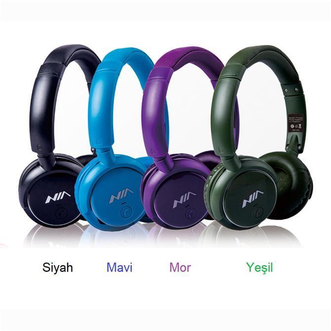 203022-Nia Q1 Bluetooth Kablosuz Kulaklık-Toprak Elektronik Imalat ve Ticaret Ltd. Sti.