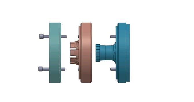33626-Aluminum Extrusion Tool Molds-Dörtel Kalıp ve Makina San. Tic. Ltd. Şti