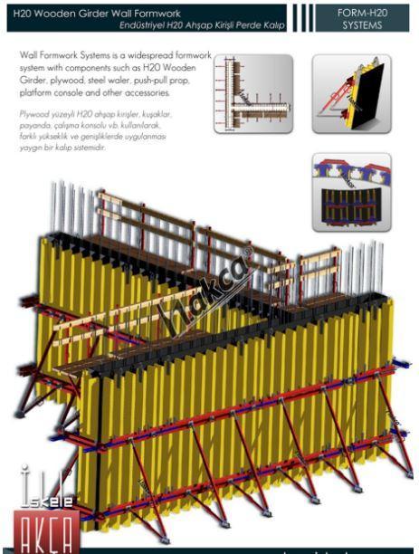 185342-INDUSTRIAL H20 Curtain Pattern-Akca Insaat Iskele ve Kalip San. Tic. Ltd. Sti.
