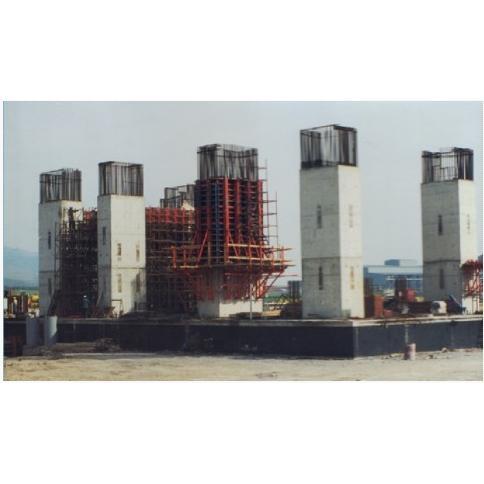 182646-Column Formworks-Birlesik Makina San. ve Tic. Ltd. Sti.