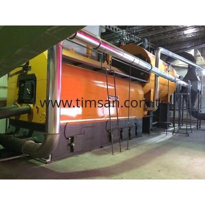 182568-Preheater Boilers-Timsan Teknik Insaat Makina Sanayi Ticaret Ltd. Sti.