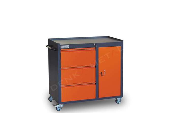 239783-TOOL TRANSPORT SERVICE TROLLEY DK 11103-DENKA Metal Industry and Commerce Inc.