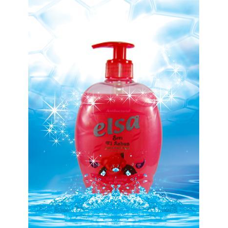 198480-Fresh Rose Liquid Soap-Atessonmez Kimya Sanayi ve Tic.A.S.