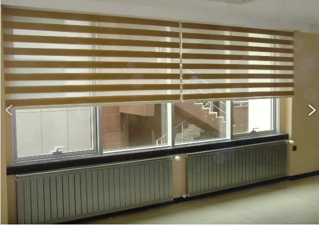 Zebra Curtains Product On