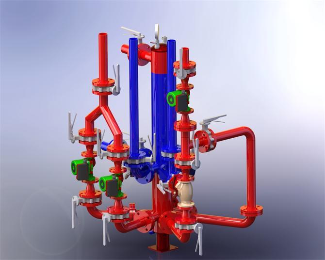 197268-Package Boiler Room Systems-SBT Surdurulebilir Bina Teknolojileri San. ve Tic. Ltd. Sti.