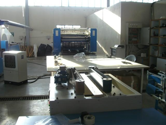 32504-Nylon packing machine-Floryamac Kagit ve Mendil Makina Imalati
