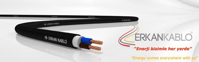 41514-0.6 / 1 kV PVC insulated, stranded, low voltage power cable-Erkan Kablo Imalat Paz. ve San. Tic. A.S.