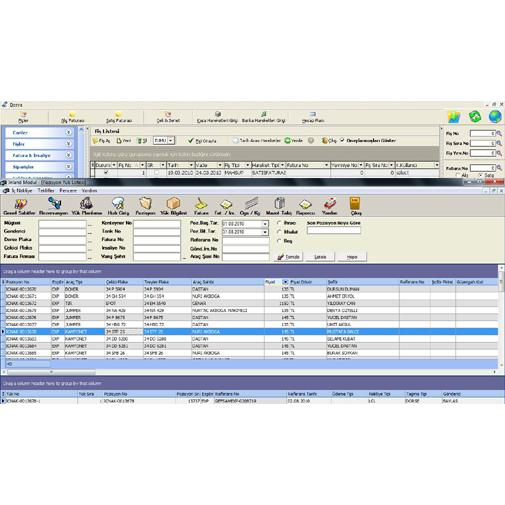 34326-Container and pitch tracking module-Select Bilisim Hizmetleri A.S.