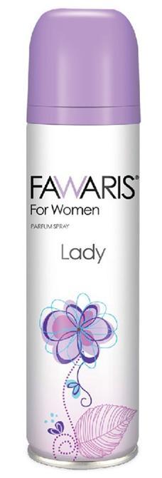 213414-Fawaris Lady Deodorant Lady-Lider Kozmetik San. ve Tic. A.S.