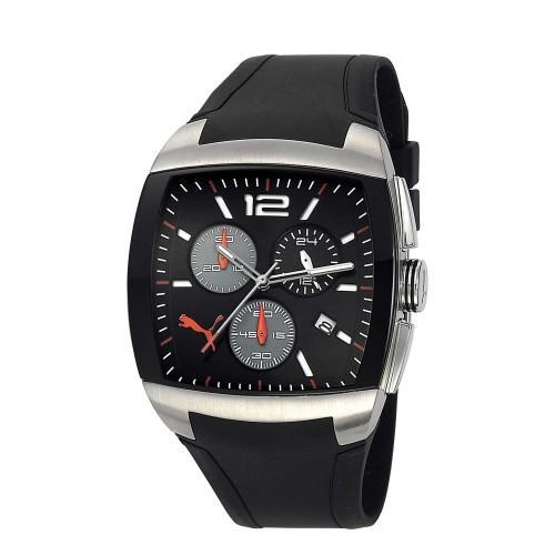 10418-Puma Siyah Saat-Aşcı Saatçilik Tic. ve San. Ltd. Şti.