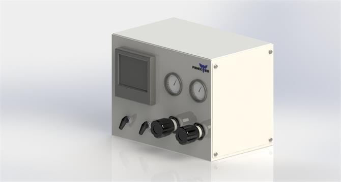 226181-Gas Permeameter-Fenix Engineering Solutions