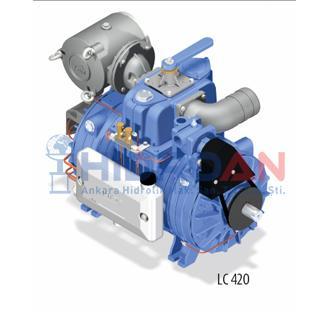 26103-Electric pump-Hidroan Ankara Hidrolik Makina San. Tic. Ltd. Şti.